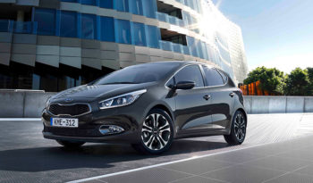 Kia Cee'd HB Highline full
