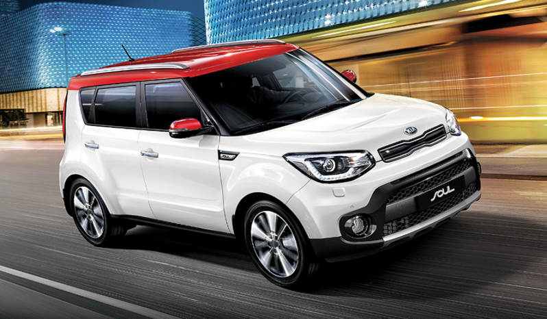 Kia Soul  Highline full