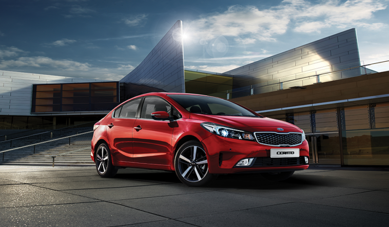 Kia Cerato Highline full