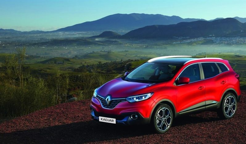 Renault KADJAR  E3+AT full