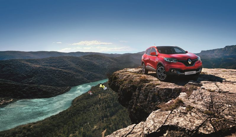 Renault KADJAR  E3-AT full