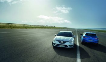 Renault MEGANE E2 AT HB full