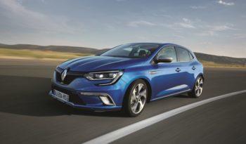 Renault MEGANE E3 AT HB full