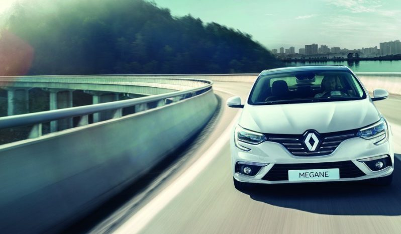 Renault MEGANE Grand Coupe E2 AT full