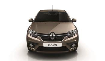 Renault Logan E2 AT full