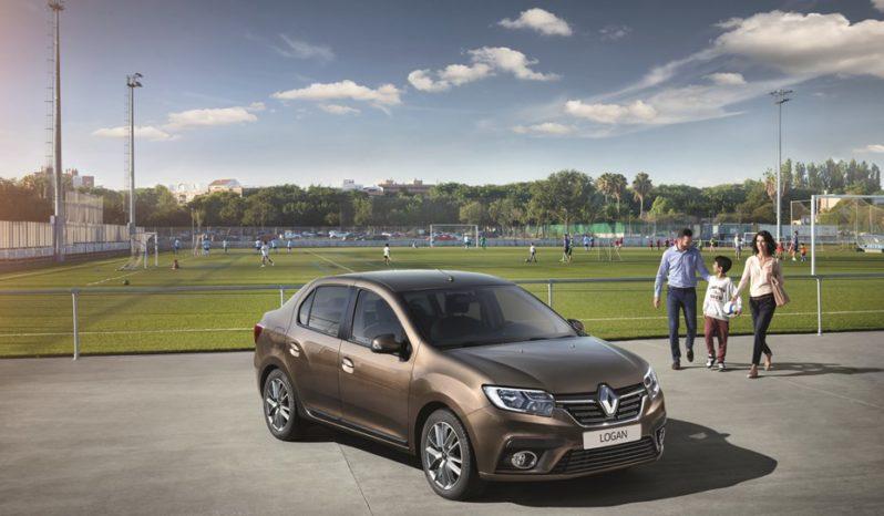 Renault Logan E3 full