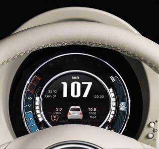Fiat 500 CABRIO full