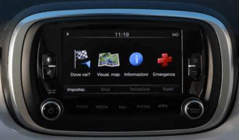 Fiat X500 Pop-Start full