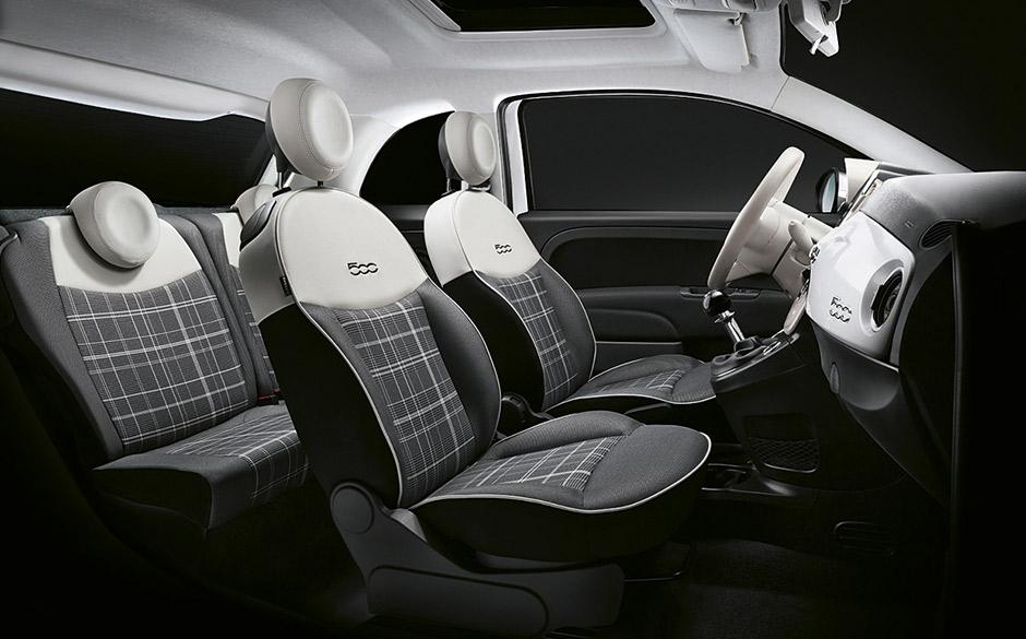 Fiat 500 Lounge 2 A T Dc Auto Egypt