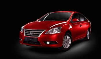 Nissan Sentra full option full