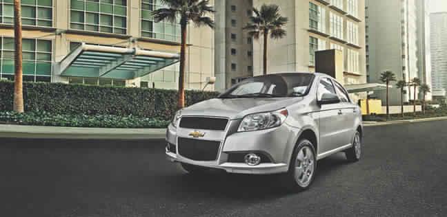 Chevrolet Aveo Dc Auto Egypt
