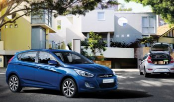Hyundai ACCENT RB GL SR 5 DOOR full