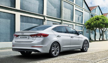 Hyundai Elantra Highline full