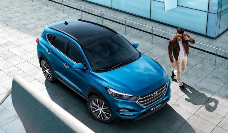 Hyundai Tucson GLS full
