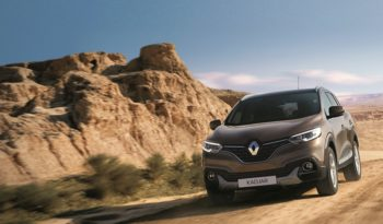 Renault KADJAR  E1-AT full