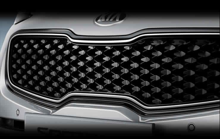 Kia Sportage GT full